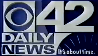 WIAT - First logo as WIAT, with Daily News logo and station slogan on bottom, used from 1998 to 2004.