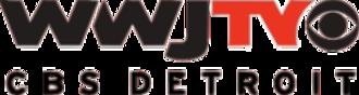 WWJ-TV - WWJ-TV logo, used from 2008 to 2012.