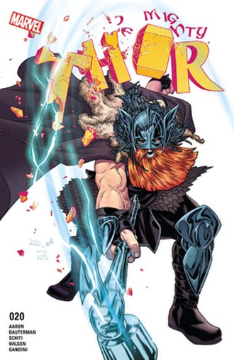 Volstagg - Image: War Thor