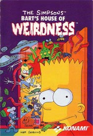 The Simpsons: Bart's House of Weirdness - The Simpsons: Bart's House of Weirdness