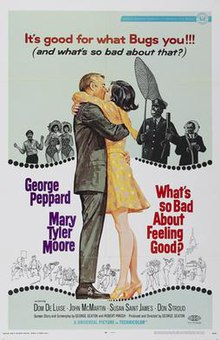 Image result for movie whats so bad about feeling good