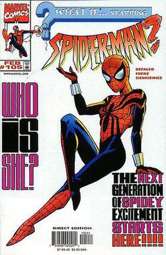What If (comics) - Image: Whatif 105