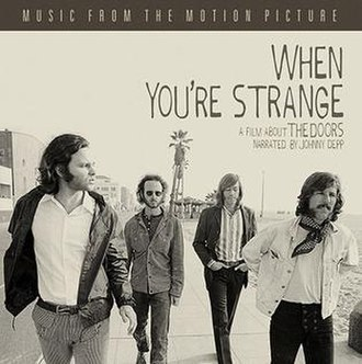 When You're Strange: Music from the Motion Picture - Image: When youre strange soundtrack