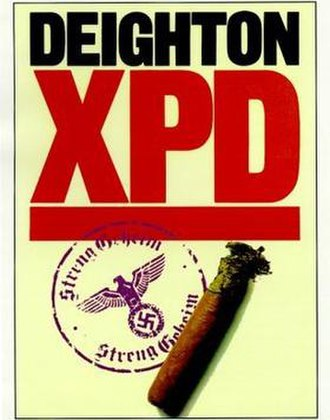XPD - First edition hardbound cover image