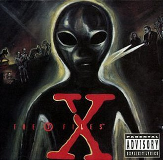 Songs in the Key of X: Music from and Inspired by the X-Files - Image: Xsoundtrack