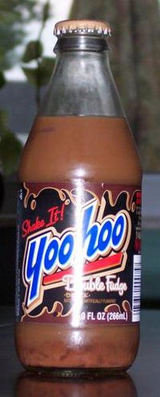 Yoo-hoo - Image: Yoohoo dblfdg