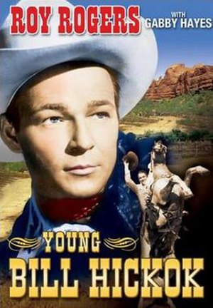 Young Bill Hickok - Image: Young Bill Hickok