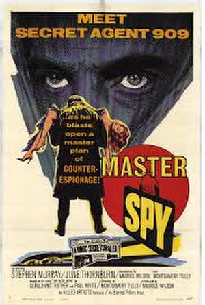 "Master Spy - Image: ""Master Spy"" (1964)"
