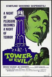 <i>Tower of Evil</i> 1972 film by Jim OConnolly