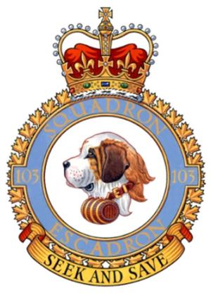 103 Search and Rescue Squadron - Image: 103 Search and Rescue Squadron