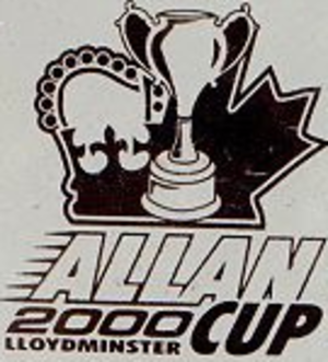 2000 Allan Cup - Image: 2000 Allan Cup