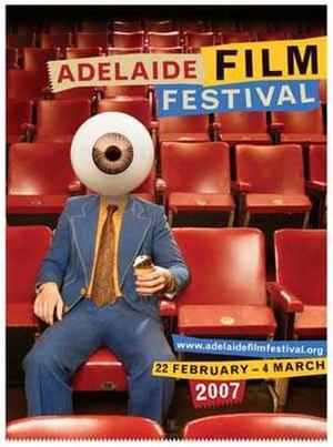 2007 Adelaide Film Festival - Image: 2007 Adelaide Film Festival poster