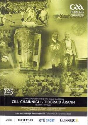 2009 All-Ireland Senior Hurling Championship Final - Image: 2009 All Ireland Senior Hurling Championship Final programme