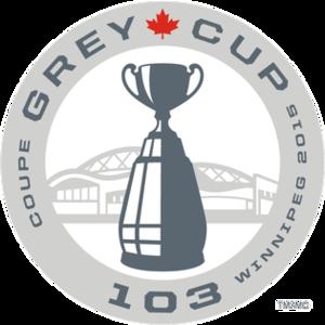 103rd Grey Cup - Image: 2015 Grey Cup