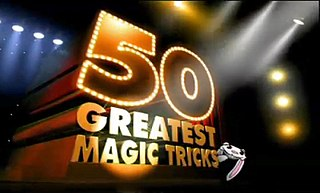 <i>50 Greatest Magic Tricks</i>