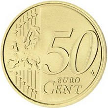 50 euro cent coin - Wikipedia