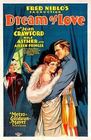 Dream of Love - Original Film Poster