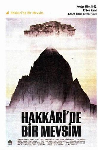 A Season in Hakkari - Film poster