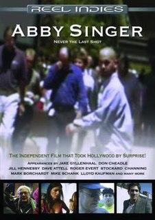 <i>Abby Singer</i> (film) 2003 film by Roni Size