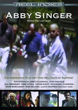 Abby Singer (film) - Abby Singer DVD cover