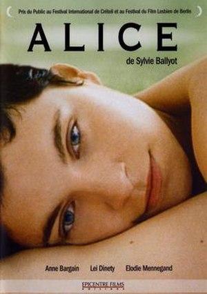 Alice (2002 film) - Film cover.