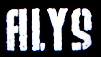 Alys (TV series) - Series one title card