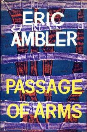 Passage of Arms - First edition cover