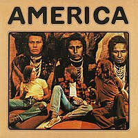 """America's debut album, America, was first released in 1971 without """"A Horse with No Name"""""""