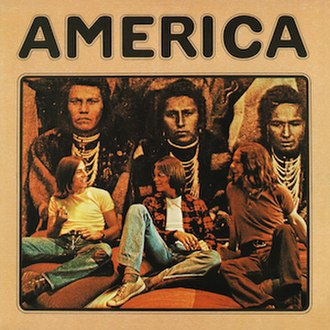 America (America album) - Image: America album