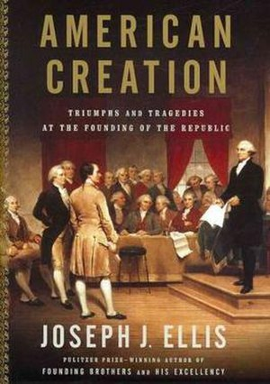 American Creation - Book cover of American Creation