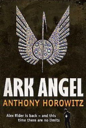 Ark Angel - First edition cover