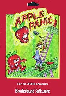 <i>Apple Panic</i> 1981 video game