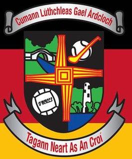 Ardclough GAA gaelic games club in County Kildare, Ireland