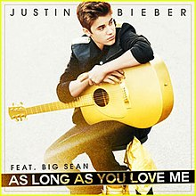 as long as you love me justin bieber song wikipedia