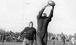 Bowling Green Falcons football - BGSU football plays its first game at the new University Stadium in 1937.