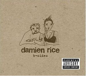 B-Sides (Damien Rice album) - Image: B Sides Album Cover