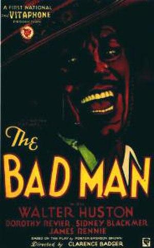 The Bad Man (1930 film) - Image: Bad Man 1930