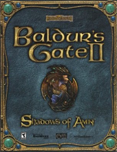 Picture of a game: Baldur's Gate II: Shadows Of Amn
