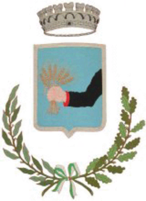 Balsorano - Image: Balsorano Stemma 2