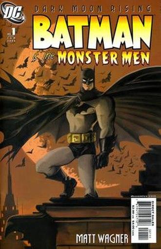 Batman and the Monster Men - Image: Batman and the monster men