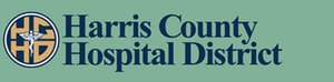 Harris Health System - Harris County Hospital District logo (prior to 2012)