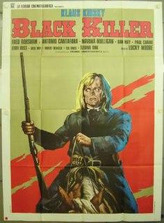 <i>Black Killer</i> 1971 film by Carlo Croccolo