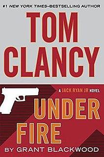 <i>Under Fire</i> (Blackwood novel) book by Grant Blackwood