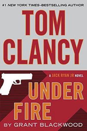 Under Fire (Blackwood novel) - Image: Blackwood Under Fire