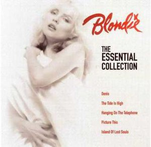 Denis (album) - Image: Blondie The Essential Collection (1997)