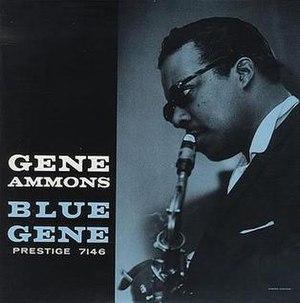 Blue Gene (Gene Ammons album)