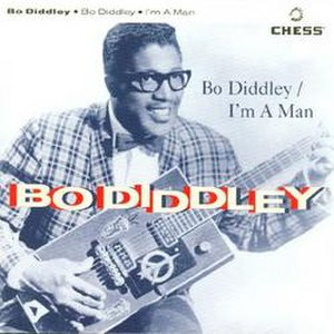 Bo Diddley (song) - Image: Bodiddley single song