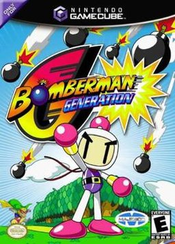 IMAGE(http://upload.wikimedia.org/wikipedia/en/thumb/1/17/Bomberman_Generation_box.jpg/256px-Bomberman_Generation_box.jpg)