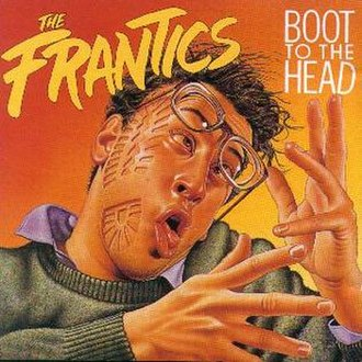 Boot to the Head - Image: Boot To The Head Album Cover