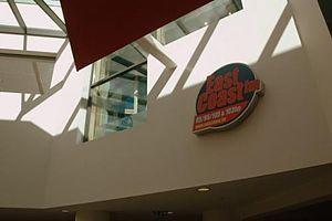 East Coast FM - East Coast FM's studios in The Bridewater Centre in Arklow